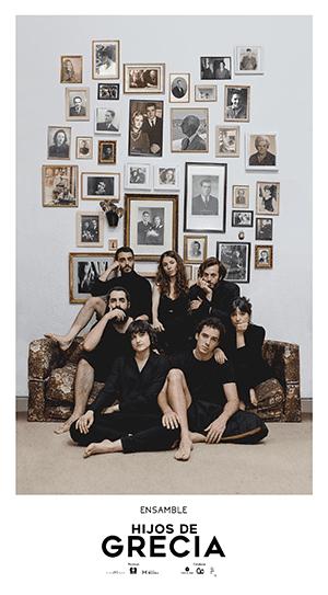 ENSAMBLE- Hijos de Grecia