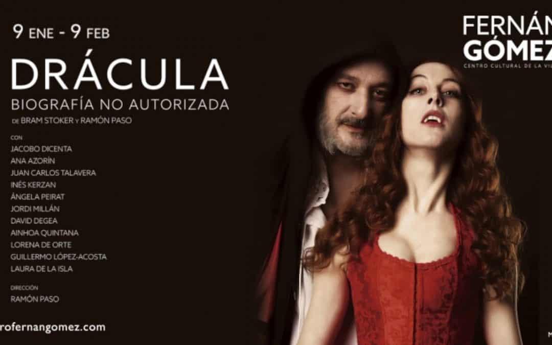Drácula, biografía no autorizada